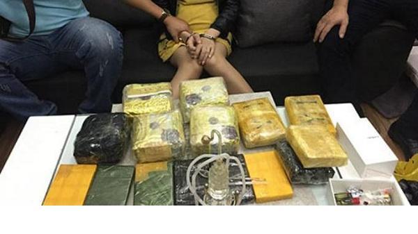 Truy tố bà trúm ma túy Điện Biên: Từ kẻ vận chuyển thuê thành bà trùm