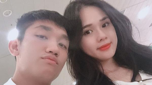 """Bạn gái mới của cầu thủ U23 Trọng Đại gây tranh cãi khi công khai đăng clip cả hai """"khóa môi"""" tình tứ"""