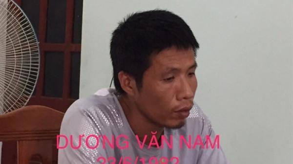 Nóng: Bắt giữ 1 thanh niên Ninh Bình liều lĩnh vận chuyển hơn một tạ tiền chất thuốc nổ trên xe khách vào Nam