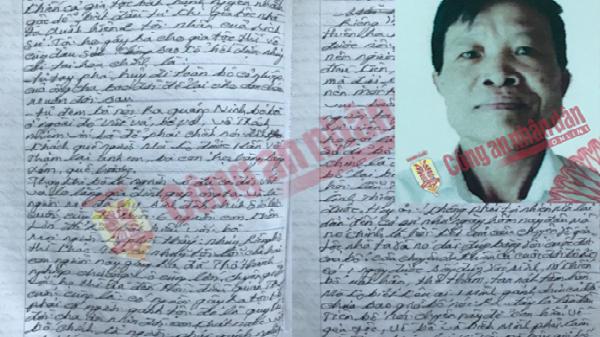 Hung thủ nổ súng ở Điện Biên giết hai vợ chồng rồi tự sát vì cần tiền đưa con đi chữa bệnh
