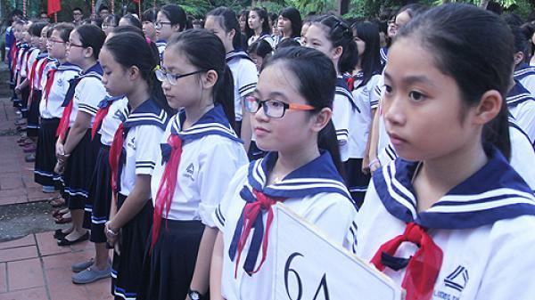 TIN VUI: Học sinh THCS sẽ được miễn học phí