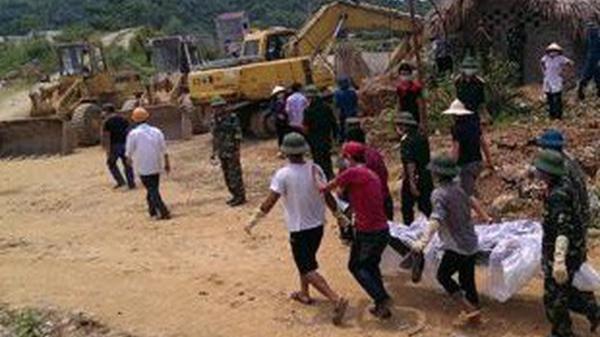 KINH HOÀNG: Nổ mìn khiến 3 người chết, 1 người bị thương