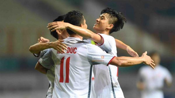 Thắng oanh liệt Syria, U23 Việt Nam lại làm nên lịch sử tại đấu trường ASIAD