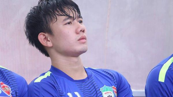 Profile đầy đủ của Minh Vương - chàng trai vừa ghi bàn thắng vực lại niềm hi vọng cho đội tuyển Việt Nam
