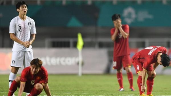 Truyền thông châu Á tiếc nuối, mong Olympic Việt Nam giành HC đồng