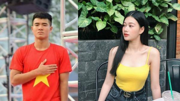 """HOT: Sau Tiến Dũng, dân mạng lại tìm thấy """"bạn gái tin đồn"""" của Hà Đức Chinh?"""