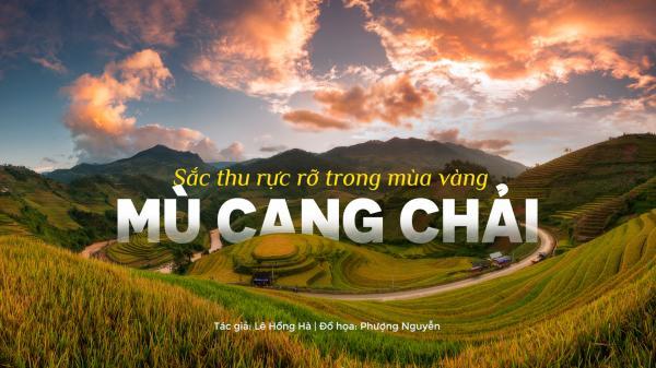 """Dân mạng thích thú, kéo nhau về """"thiên đường mùa thu"""" đẹp nhất nhì Yên Bái"""