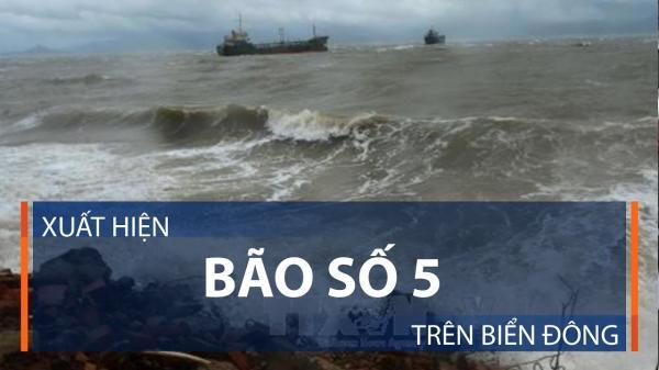 CẢNH BÁO: Áp thấp nhiệt đới, siêu bão MANGKHUT và đợt mưa rất to ở miền Bắc