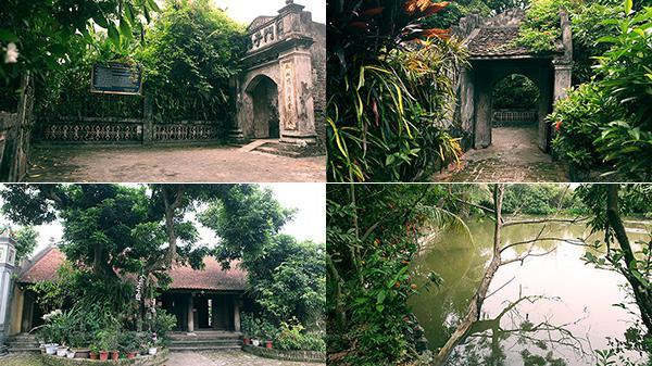 Chuyện về khu vườn phong thủy và ngôi nhà đặc biệt nhất làng Vị Hạ của nhà thơ Nguyễn Khuyến