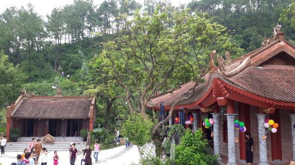 Chùa Địa Tạng Phi Lai Tự - một ngôi chùa nổi tiếng với nét đẹp yên bình tại Hà Nam