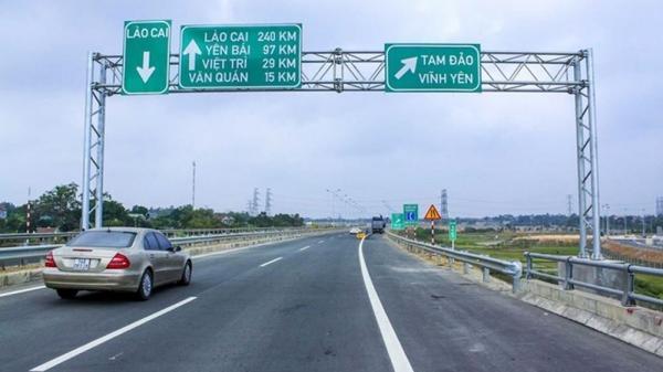 Phương án đầu tư đường nối cao tốc Nội Bài - Lào Cai đến Sa Pa