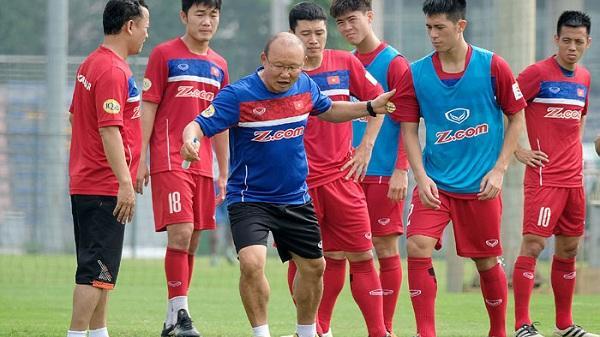 Hé lộ danh sách tuyển Việt Nam chuẩn bị AFF Cup 2018