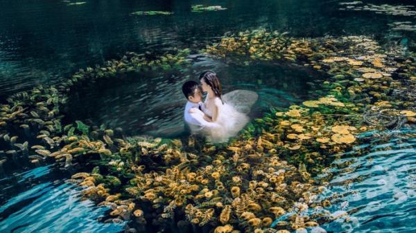 Đi đâu chụp ảnh cưới 'đẹp hết nấc' giá rẻ ở miền Bắc?