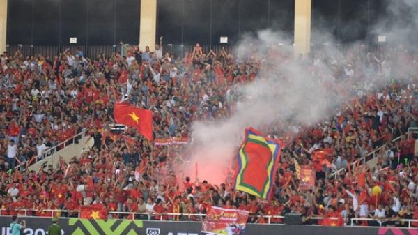 Đừng vội ăn mừng sau trận thắng Malaysia, tuyển Việt Nam sẽ phải đối diện án p.hạt vì những hành động thiếu kiềm chế này!