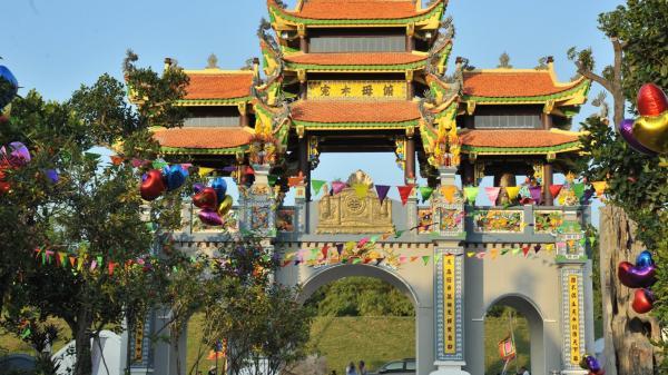 Hà Nam: Khánh thành Phủ Mẫu Mộc Hoàn