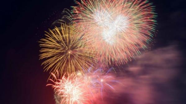 HOT: Cuối tuần này bắn pháo hoa tại Mỹ Đình