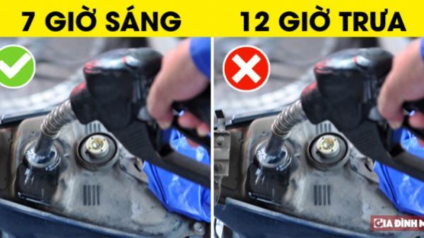 7 mẹo chạy xe máy tiết kiệm xăng hiệu quả mà nhiều người đi xe lâu nay vẫn chưa biết