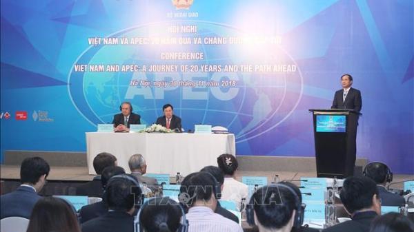 Gia nhập APEC, vị thế của Việt Nam thay đổi hẳn