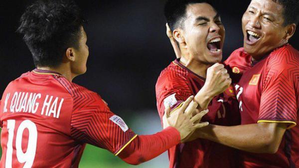 HOT: Sau trận đấu với Philippines, đội tuyển Việt Nam lập kỷ lục chưa từng có trong lịch sử AFF Cup