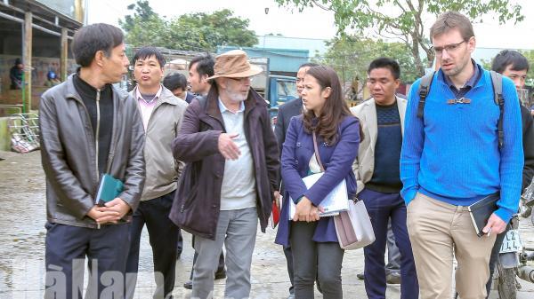 HOT: Xây dựng Trung tâm cung ứng nông sản hàng hóa tại Hà Nam?
