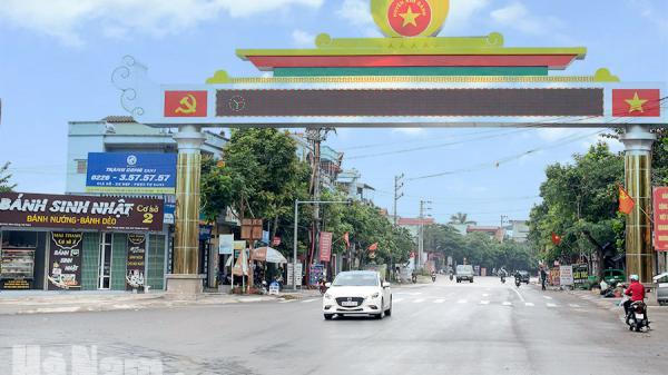 Kim Bảng phấn đấu trở thành huyện nông thôn mới kiểu mẫu