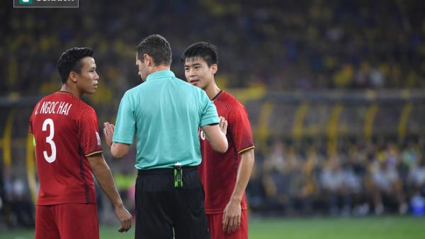 Cầu thủ trụ cột của Việt Nam c.hấn th.ương trước chung kết lượt về AFF Cup
