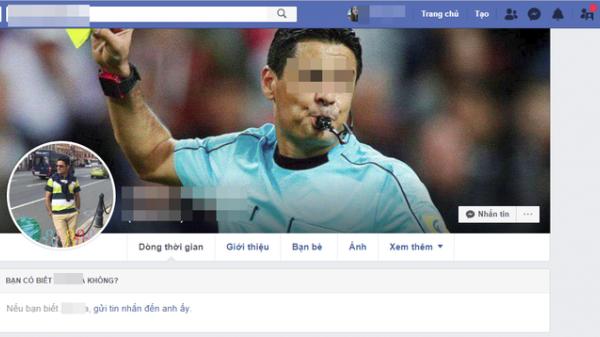 """Dân mạng Việt Nam tìm ra facebook trọng tài chính, dùng cách thức chưa từng có để """"trả đũa"""""""