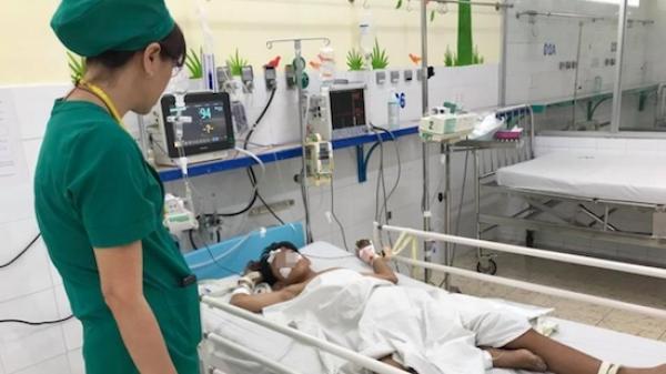 Bé trai 13 tuổi ở Cà Mau v.ỡ đại tràng vì bị bạn x-ịt hơi vào hậu môn