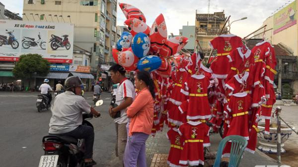Thị trường Sóc Trăng: Đa dạng sản phẩm phục vụ mùa Noel 2018