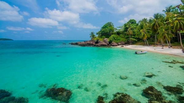 Hòn Móng Tay - thiên đường biển đẹp ngỡ ngàng của Kiên Giang