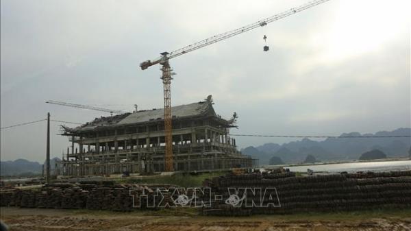Thẩm định Quy hoạch chung xây dựng Khu du lịch quốc gia Tam Chúc, tỉnh Hà Nam