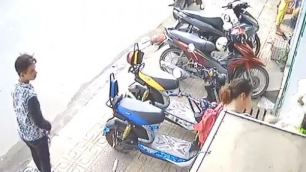 Trà Vinh: Thanh niên tr.ốn cai ng.hiện ''tiện tay'' c.uỗm luôn xe đạp điện của một học sinh