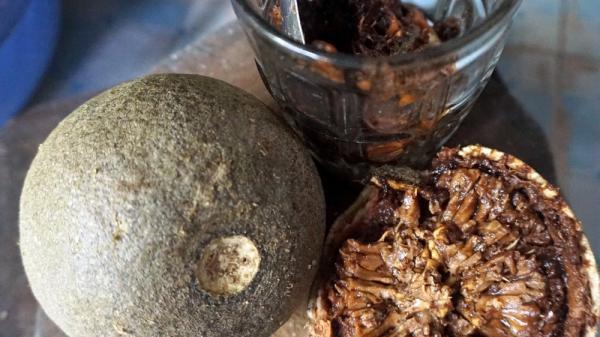 Đặc sản Trà Vinh: loại quả xấu từ ngoài vào trong nhưng mang làm nước uống thì ngon hết ý