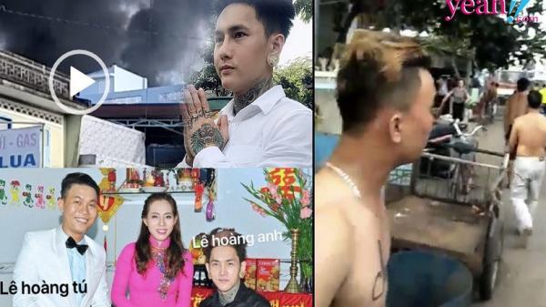 """Em trai """"Hotboy xăm trổ"""" ở miền Tây bị đ.ốt nhà sau một ngày anh trai phát hành MV mới"""