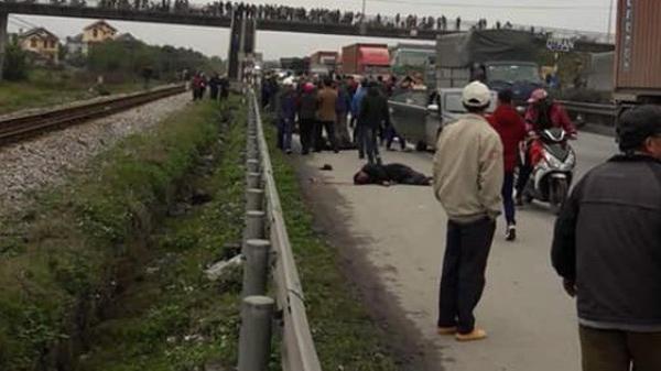 NÓNG: Đoàn đi viếng nghĩa trang liệt sĩ bị xe tải đ.âm, 8 người t.ử vong