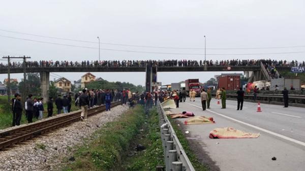 NÓNG: Xác định danh tính 8 nạn nhân t.ử v.ong vụ tai nạn thảm khốc