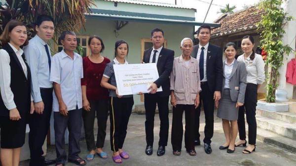 Hà Nam: Hỗ trợ cô giáo nuôi hai con nhỏ mồ côi bố