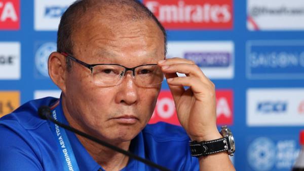 HLV Park nói gì trước trận đấu lịch sử gặp Nhật Bản tối nay?