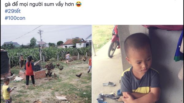 """Chuyện hài hước cuối năm: Thấy cả nhà dọn dẹp, """"thanh niên"""" 4 tuổi mở chuồng gà hơn 80 con cho mọi người """"sum vầy"""" hơn"""