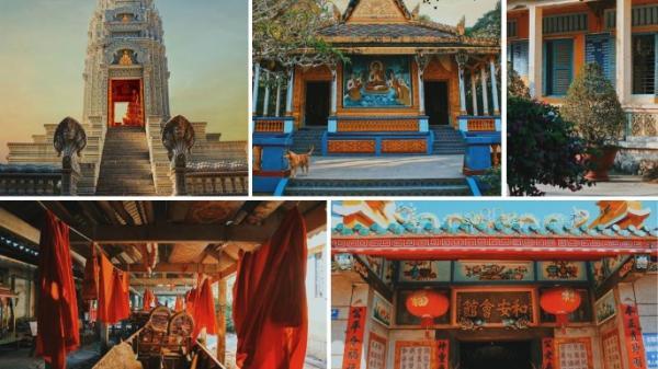 """Checkin 4 ngôi chùa ở Sóc Trăng đang """"nổi như cồn"""" trên cộng đồng Phượt"""
