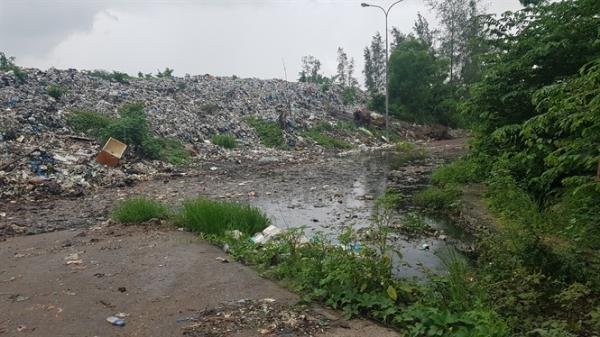 Một tuần xảy ra 3 vụ cháy gần nhà máy xử lý rác TP Cà Mau