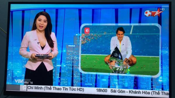 BTV truyền hình Việt gây sốc với trang phục quá gợi cảm khi dẫn chương trình