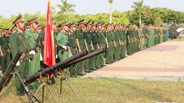 Sóc Trăng: Bộ CHQS tỉnh ra quân huấn luyện năm 2019
