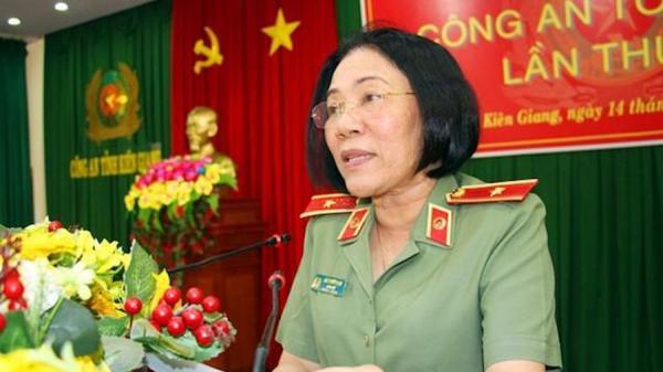 Kiên Giang: Chân dung nữ tướng đầu tiên nức tiếng với người dân miền Tây