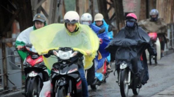 Đón không khí lạnh tăng cường, Miền Bắc mưa rét đến bao giờ?