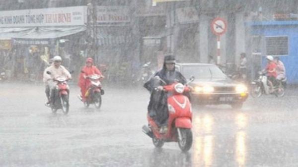"""CẤP BÁO: Bắc Bộ chuẩn bị """"đón"""" không khí lạnh, trời mưa rào và rét"""