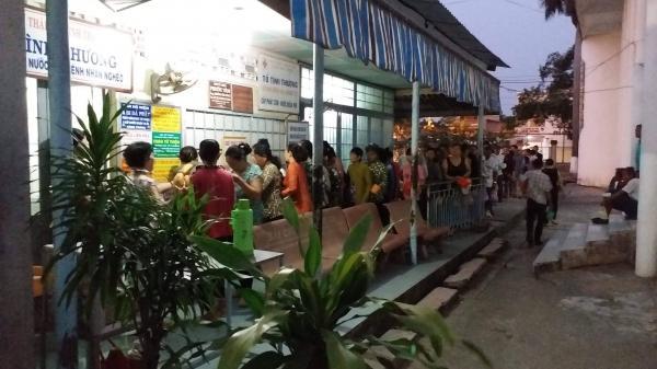 Trà Vinh: Phát cháo cho bệnh nhân nghèo, có hoàn cảnh khó khăn tại Bệnh viện đa khoa tỉnh
