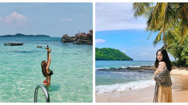 Kiên Giang: Xuất hiện hòn đảo có tên cực lạ đang hút khách du lịch nhất Phú Quốc