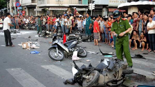 Hai ngày nghỉ lễ Giỗ Tổ, có bao nhiêu người c.hết vì tai nạn giao thông?
