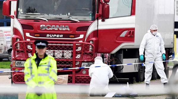 Vụ 39 người chết trong container ở Anh: Vì sao vẫn chưa có kết quả xác nhận danh tính?